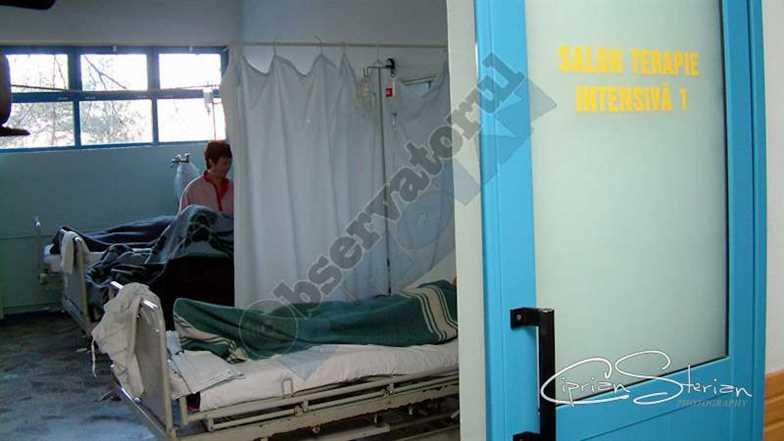 urgente spital -terapie intensiva