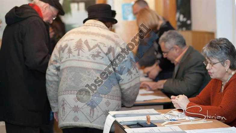 alegeri parlamentare1