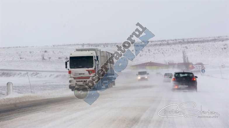 Circulatie iarna E85