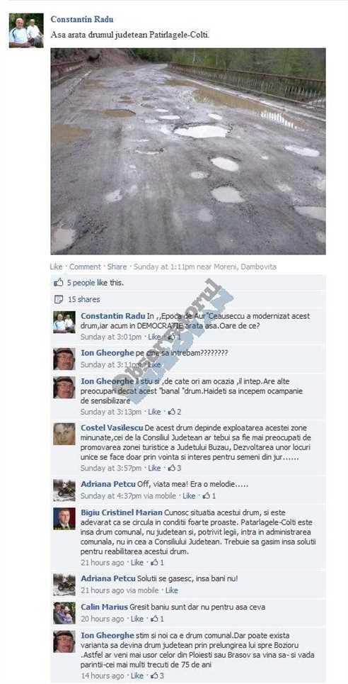 Postari facebook