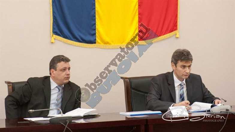 Sorin Gheorghe si VasileAlecu