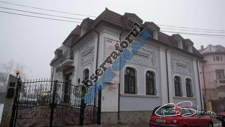 Spitalul Sf Sava