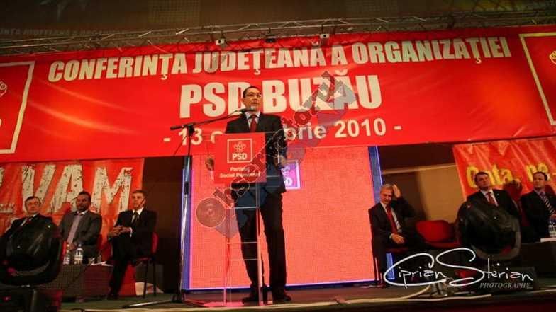 Alegeri interne PSD