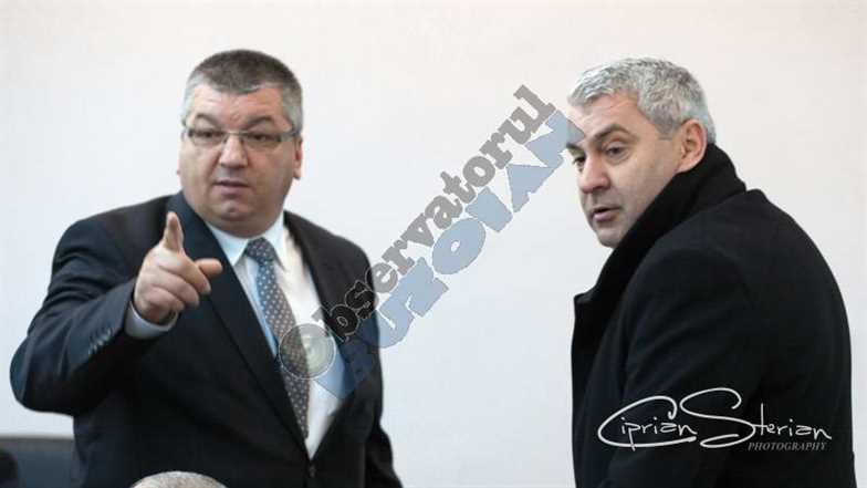 Constantin POPA si Gheorghe COMAN