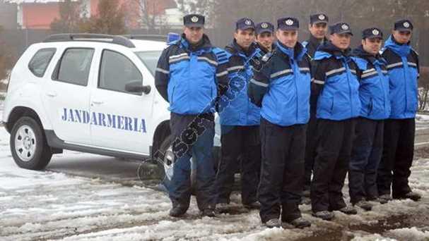 Jandarmi Montani