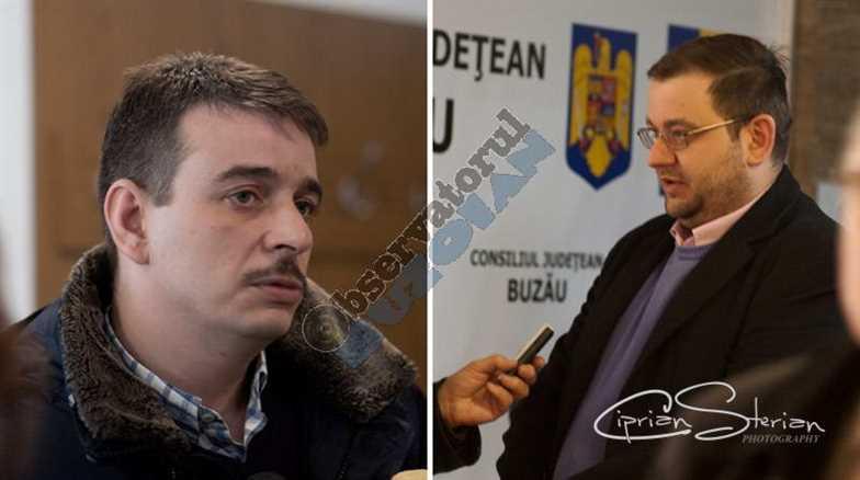 Raul FLORESCU si Eduard DUMITRASCU