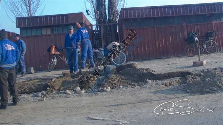 muncitori Frasinet