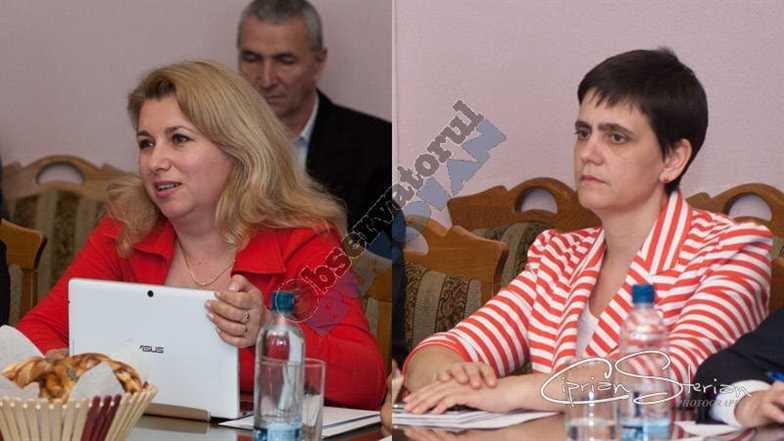 Cristina IORGA si Nicoleta TUDOR