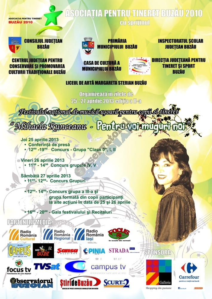 afis festival muguri noi 2013