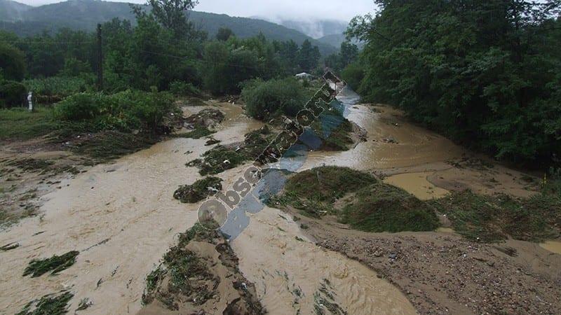 Tisau inundatii