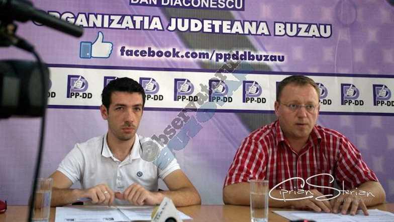 Bogdan HUDITOIU si Viorel TONI