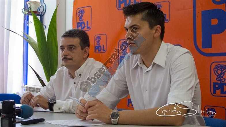 Raul Florescu si Ciprian Ene