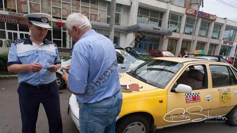 Razie taximetrsti