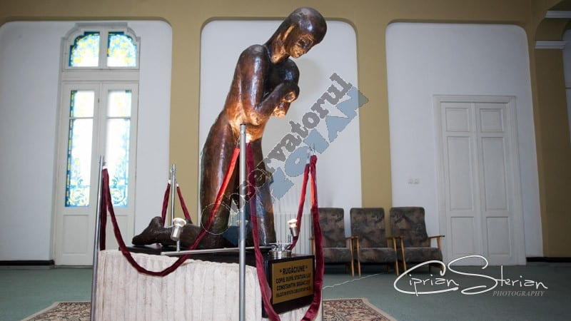 Statuie Rugaciune