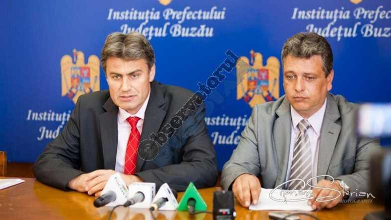 Vasile ALECU si Sorin GHEORGHE