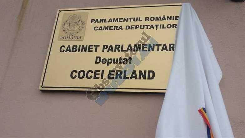 Birou Parlamentar Bradeanu