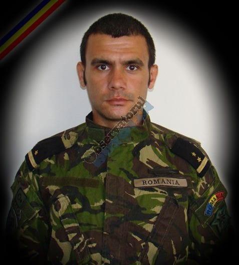 maistru militar Claudiu Popa