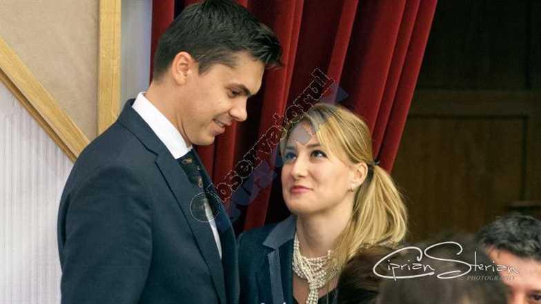 Cipria ENE si Irina Grigore