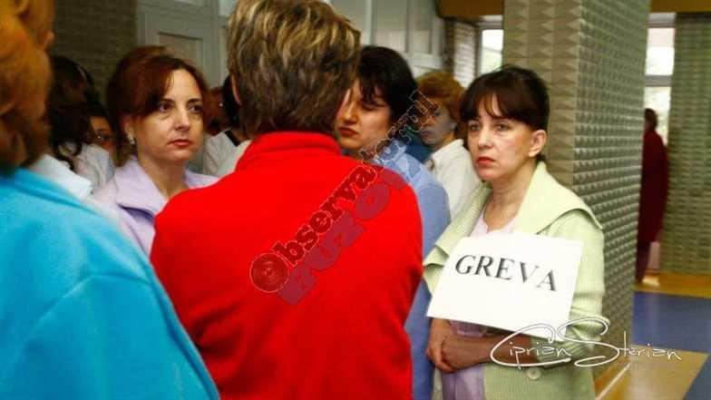 Greva Avertisment Spital-3