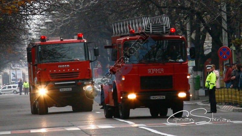 masini pompieri