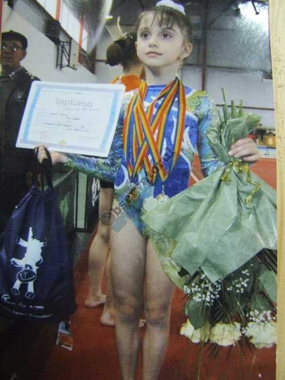 Alina Nicolae Medalii