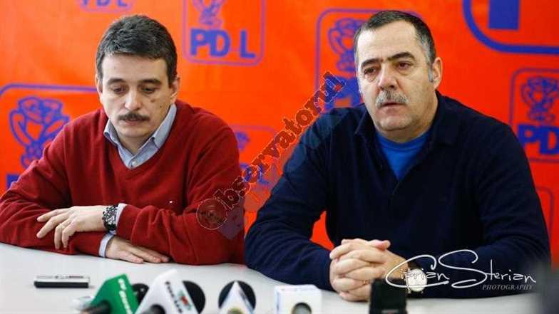 Cezar Preda si Raul Florescu