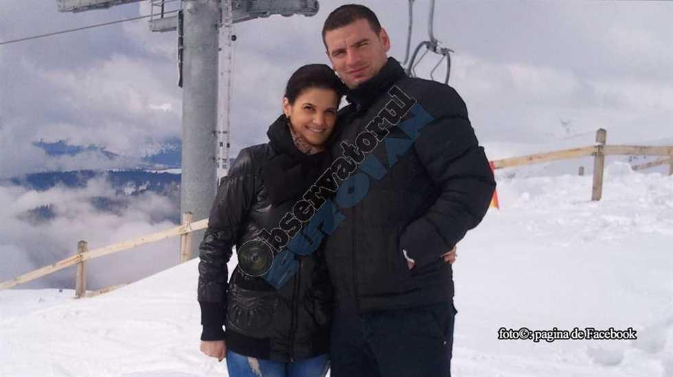 Gabriel Dorobantu si Alina