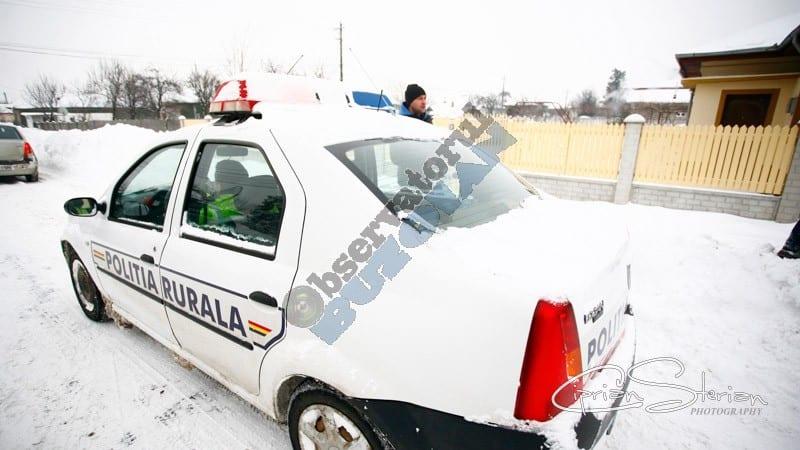 politie rurala zapada