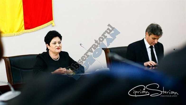 Maria BULEANDRA si Vasile ALECU