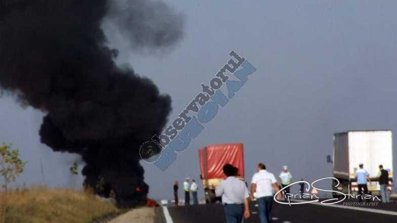 Incendiu E85