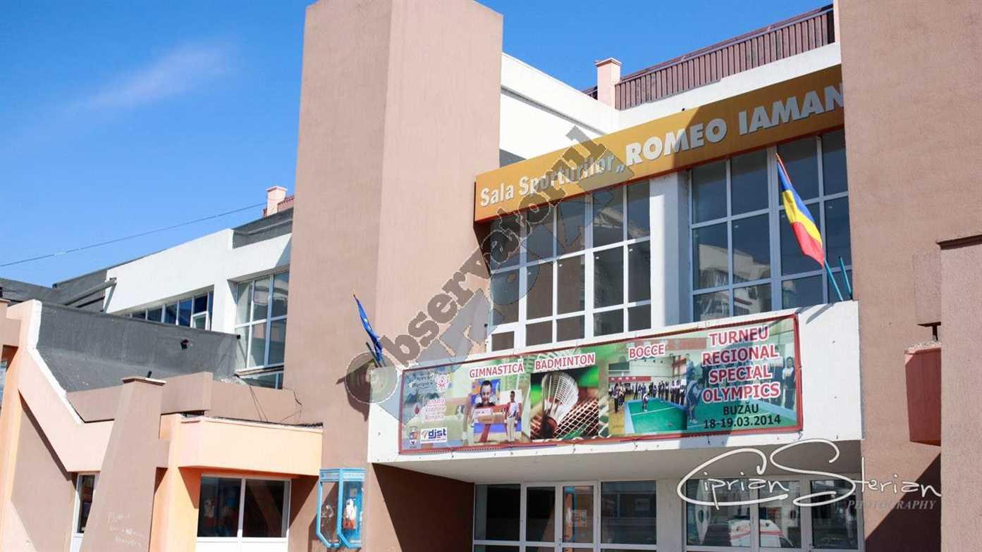 Sala Sporturilro Buzau