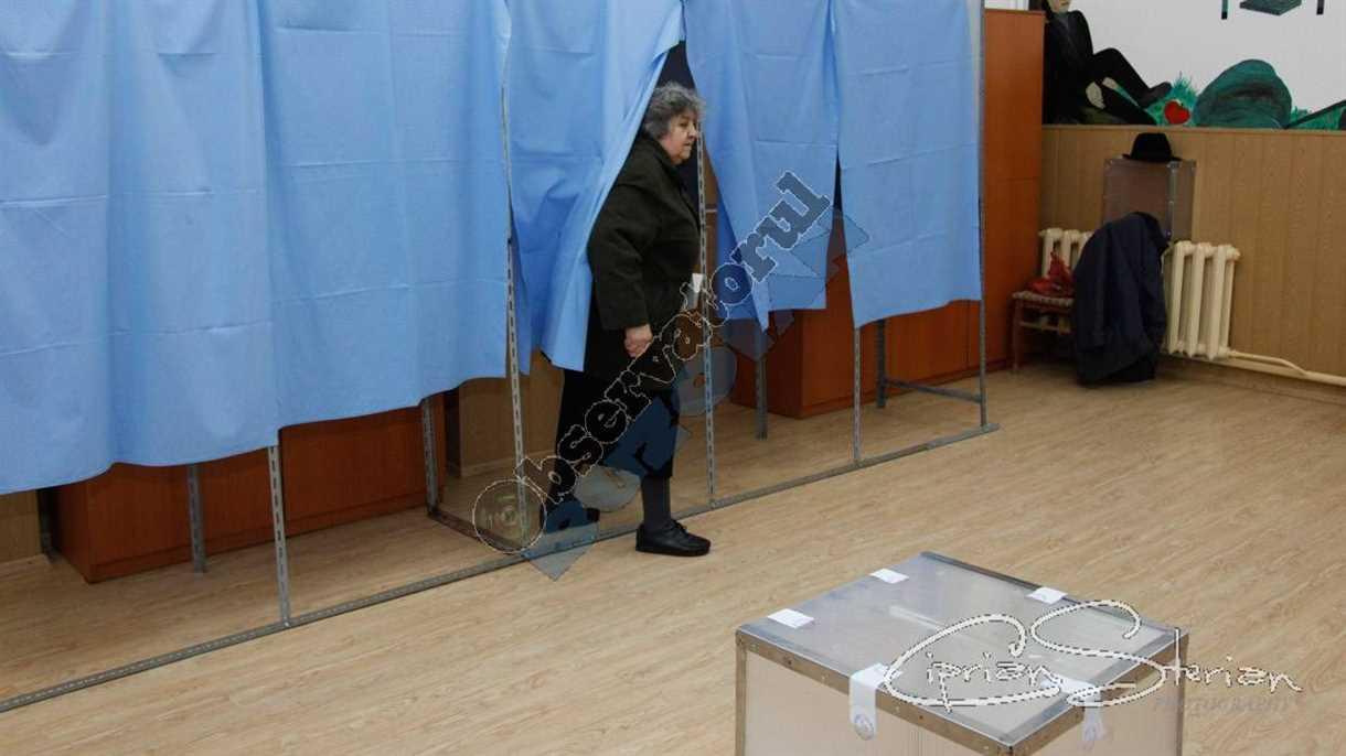 Alegeri turul 2-6