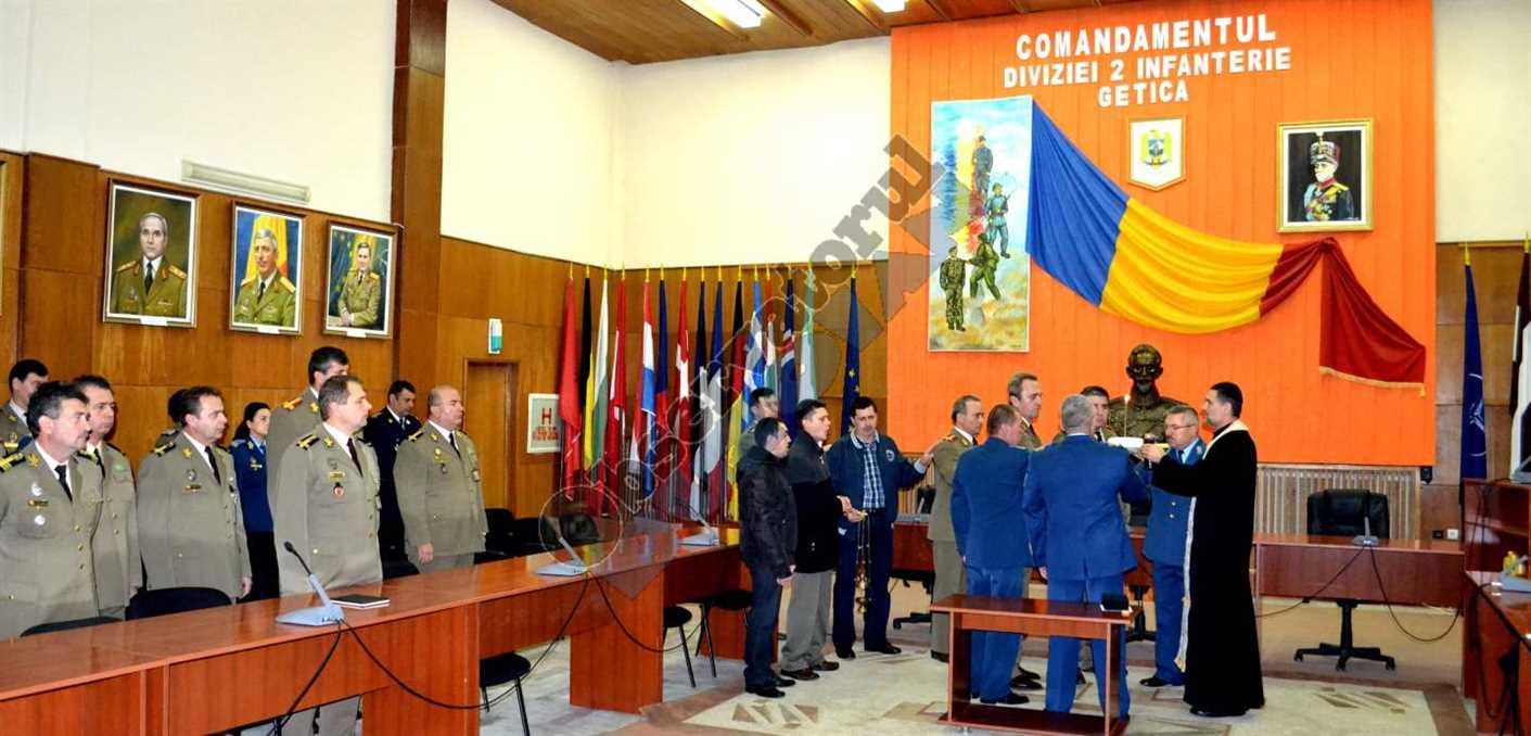 comemorare militari