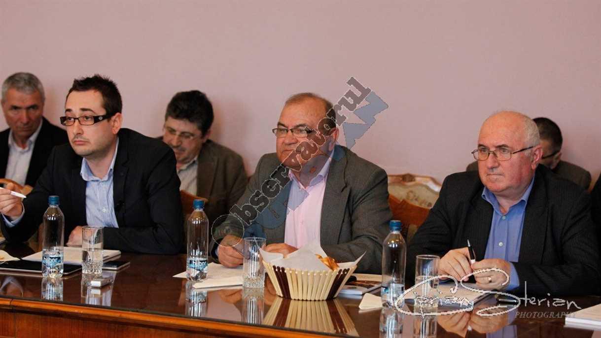 Nicolae MICU, Vasile MIREA  si DOru OLARU