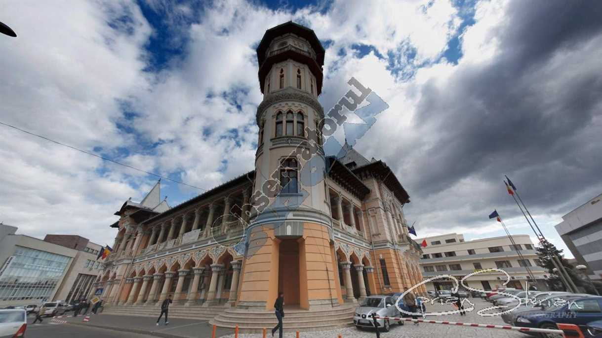 Turn Palatul Comunal