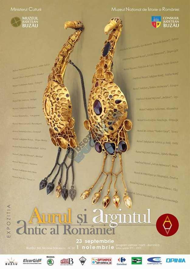 AFIS - aurul si argintul antic al Romaniei