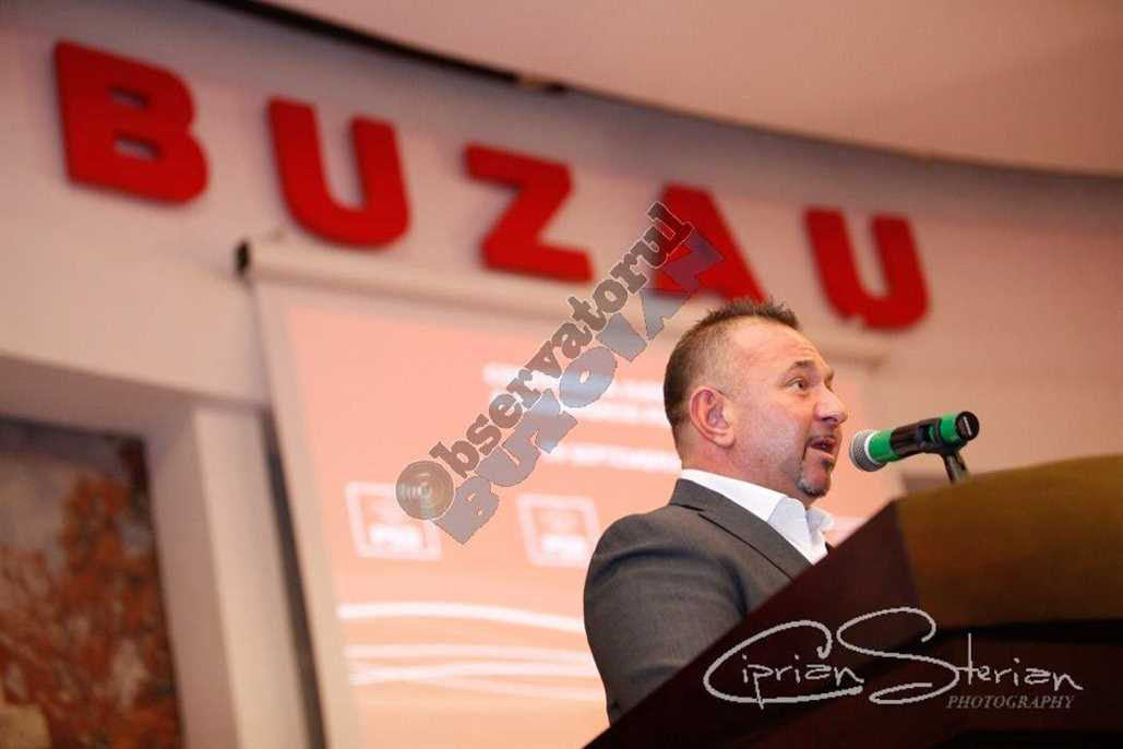 Mirosind preferințele delegaților Marian Ghiveciu a încercat un discurs împăciuitor
