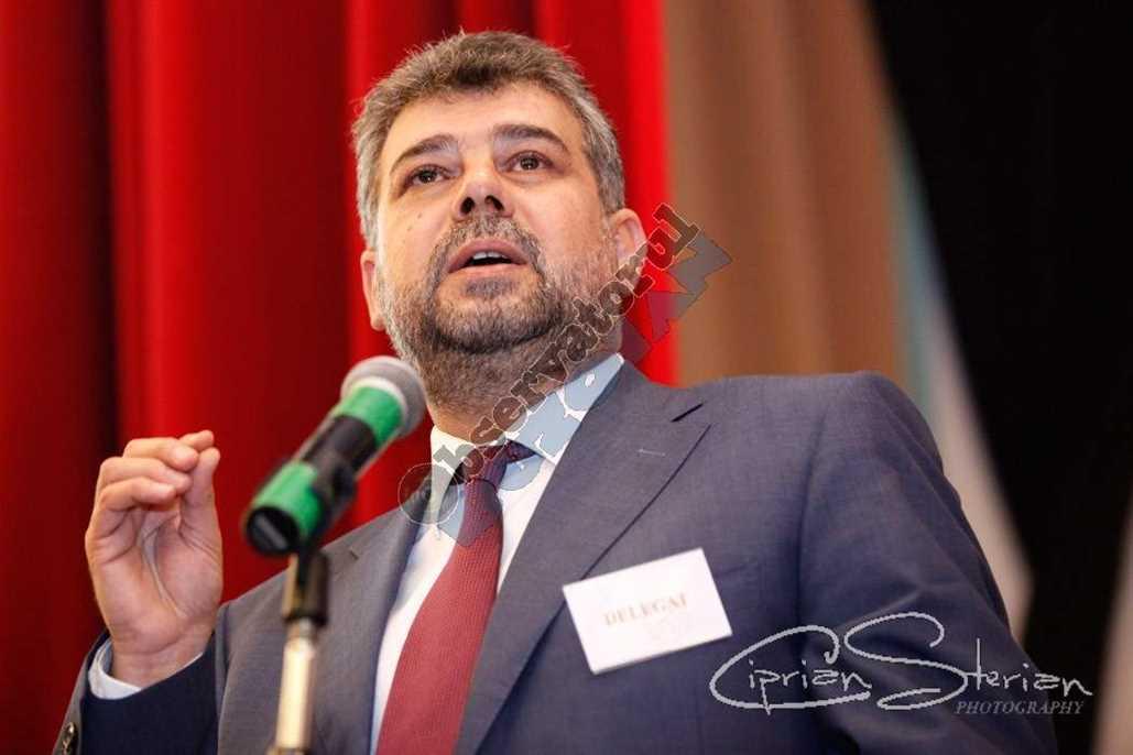 Sigur pe victorie, Marcel Ciolacu a vrut să dea impresia unui alt fel de politician