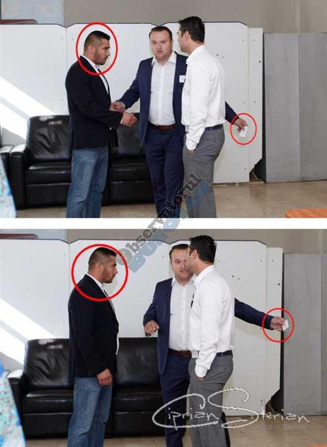 """""""Delegații"""" cu mușchi de la Zărnești au fost deposedați de ecusoane și scoși afară din sală"""