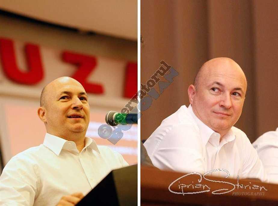 Trimisul de la Centru, Codrin Ștefănescu și-a jucat bine rolul și a reușit să enerveze candidatul nedorit într-un timp record