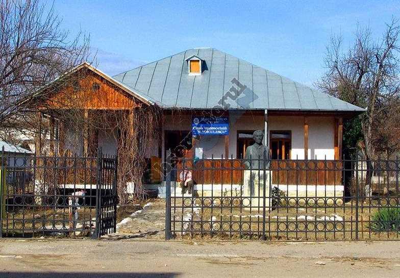 casa Memoriala V Voiculescu
