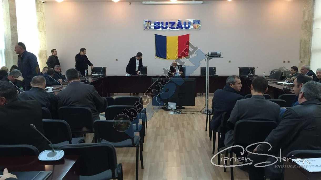 consultari Consiliul Judetean