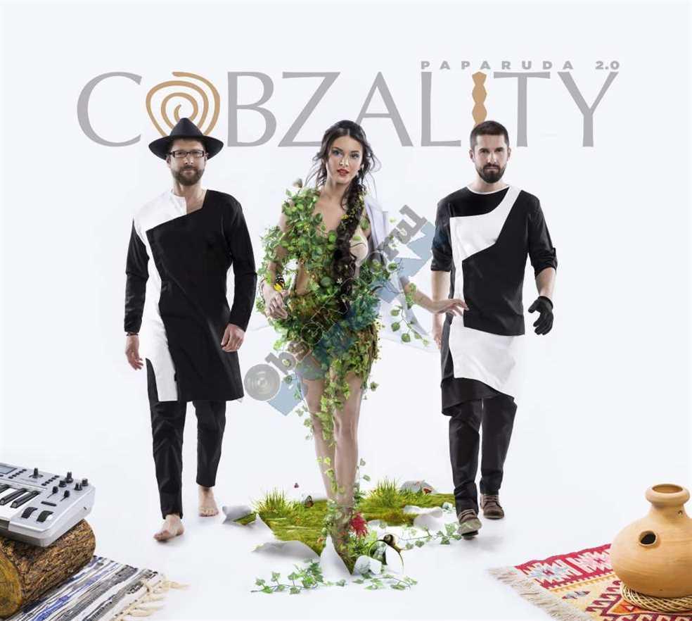 Cobzality_album Paparuda 2.0