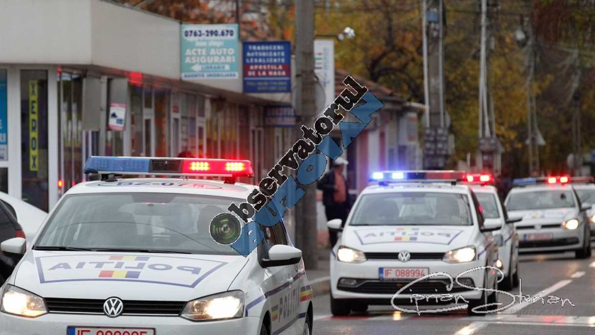 Masini Politie urgente