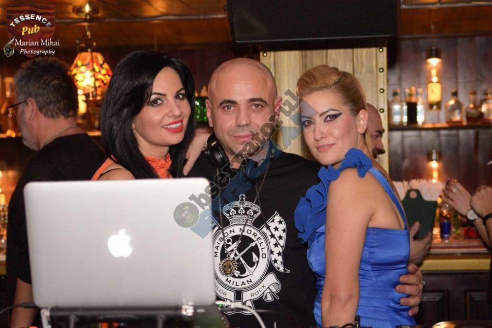 DJ Sava si Gabriela CRISTEA
