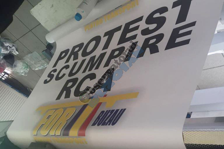 Protest Fort