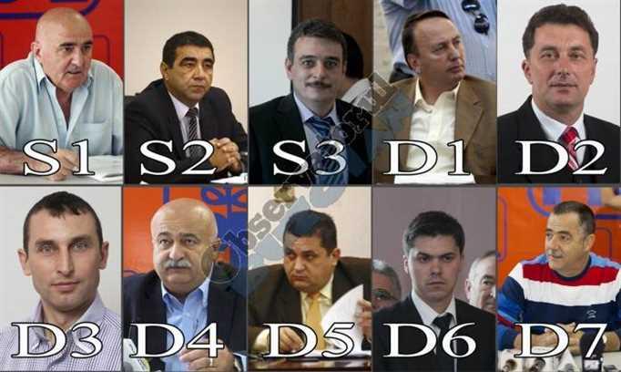 Pdl i a desemnat candida ii pentru alegerile parlamentare for Parlamentare pdl